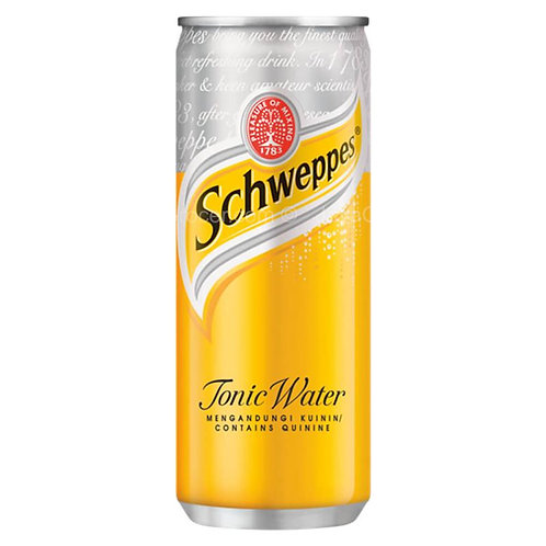 Schweppes Tonic Water 330 мл./кен