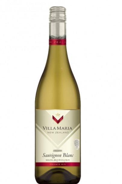 Вино Villa Maria Sauvignon Blanc резерва 2018 година 700 мл.