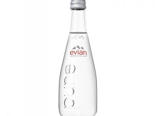 мин. вода Evian 250 ml./стъкло