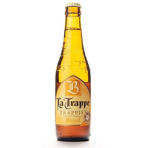 Бира La Trappe 330мл./стъкло