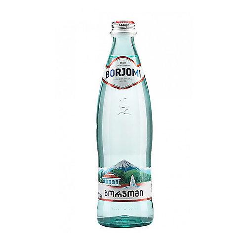 мин. вода Borjomi 500 мл./стъкло