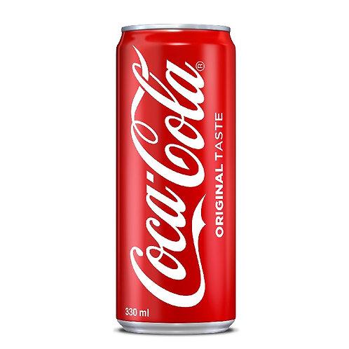 Coca-Cola 330 мл./кен