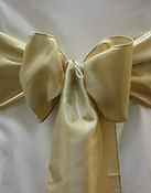 Wedding bows