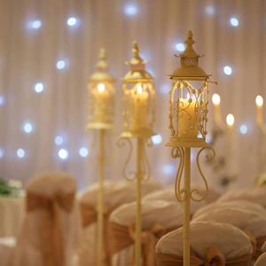 tall birdcage lanterns