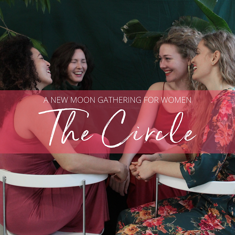 The Circle: A Moon Gathering for Women (Amsterdam)