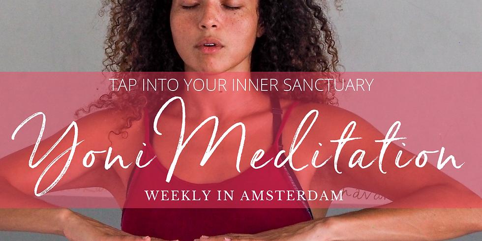 Yoni Meditation - Weekly in Amsterdam