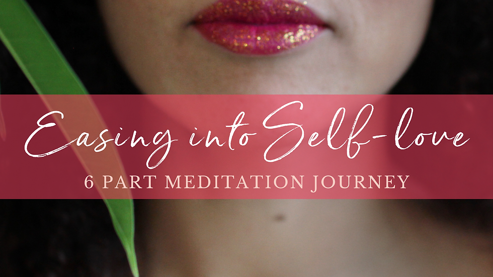 Self-Love Journey: 6 Part Meditation Bundle