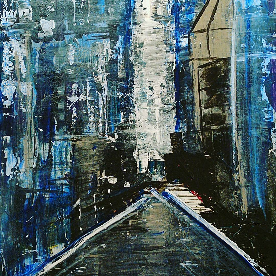 blue-street