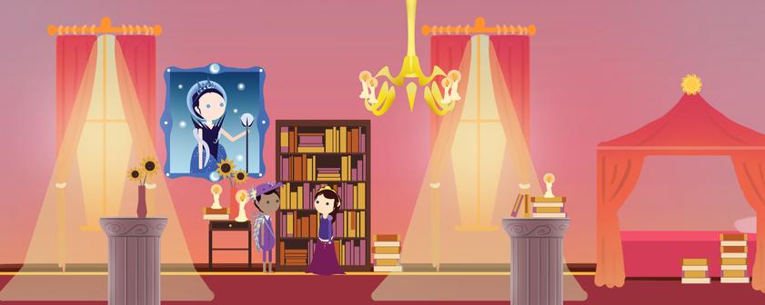 Pamina's Room