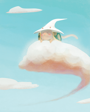 Sky Kitty