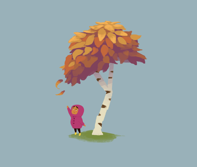 """Trees"" Character Concept"