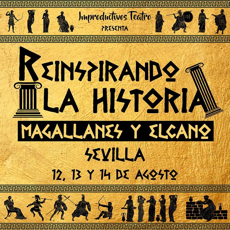 ReInspirando La Historia - Estreno en Sevilla