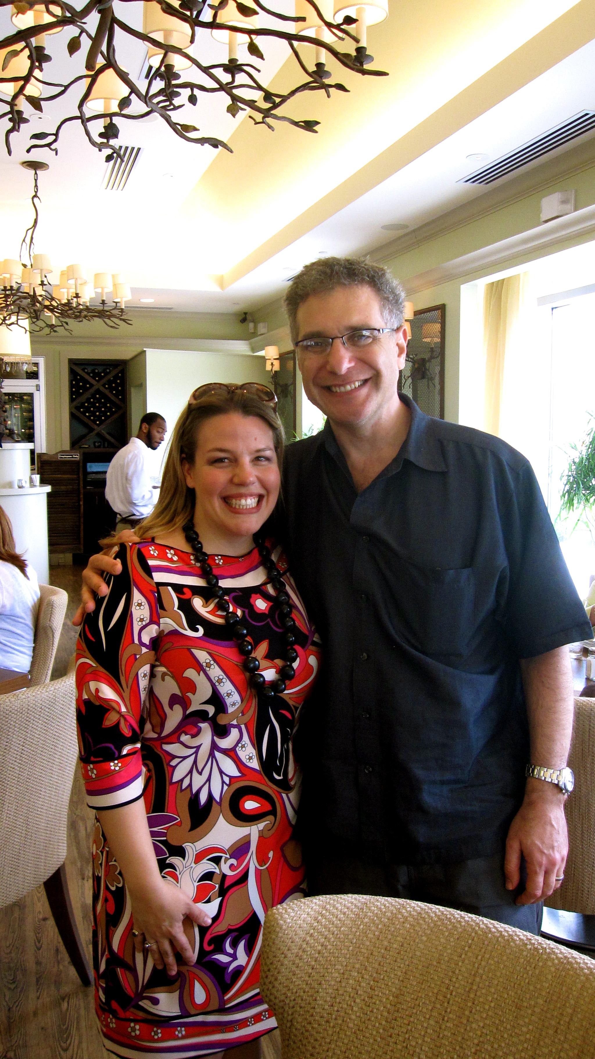 with Gene Scheer