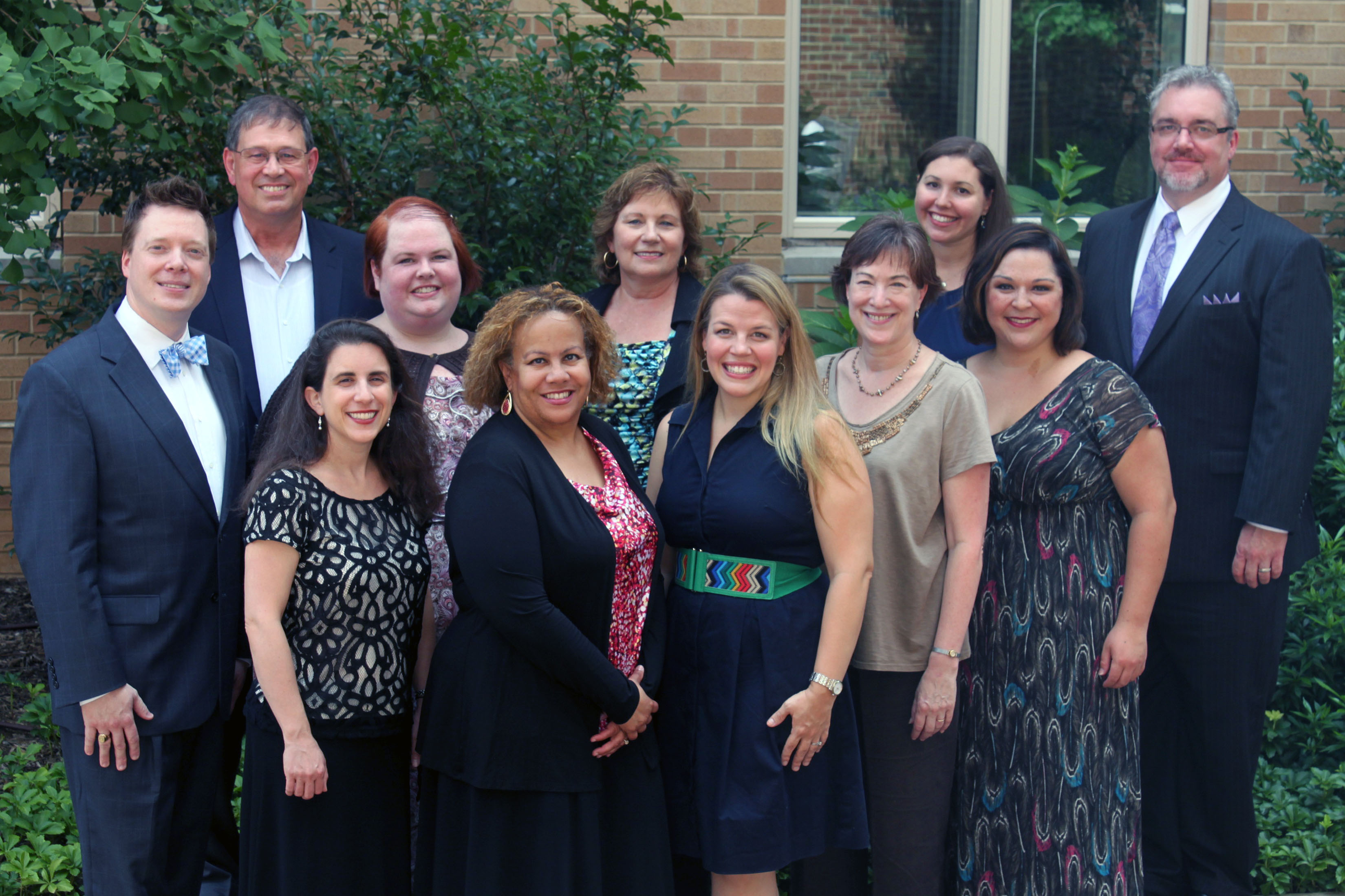UNC Voice and Choral Faculty