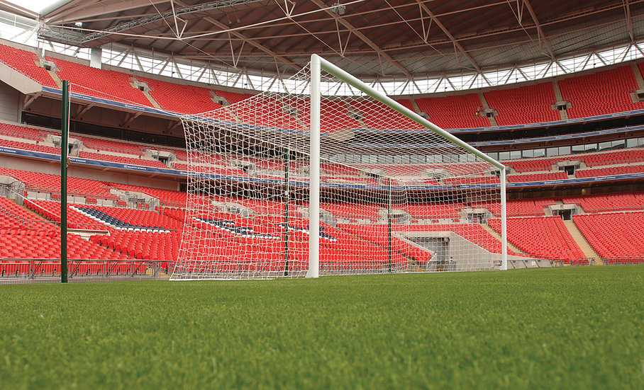 Harrod UK's professional 3G Stadium Goal for use in professional football.