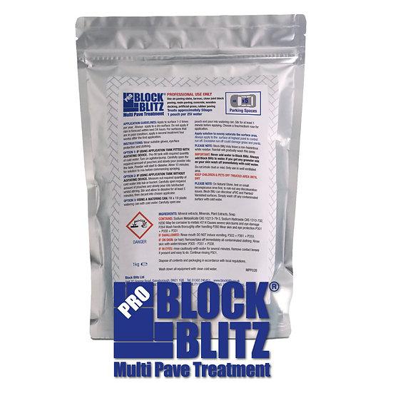 Block Blitz® Pro Multi Pave Treatment 1KG