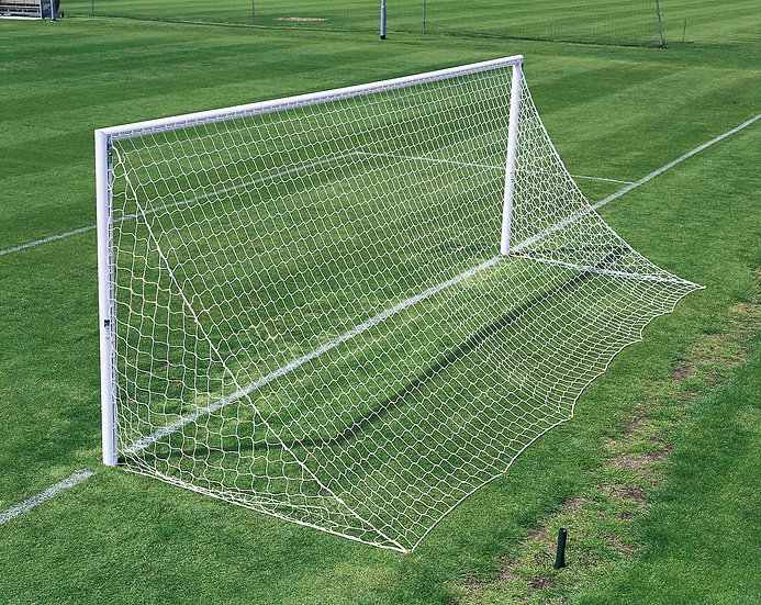 3G Parks football goals from leading manufacturer Harrod Sport.  Easy to assemble and designed to be removed regularly.