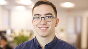 Beyond the Desk: Matt Donovan takes it to the mat