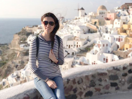 Beyond the Desk: Maggie Lin World Traveler Calls DSFederal Home