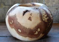 Sweet Chestnut Burr Bowl