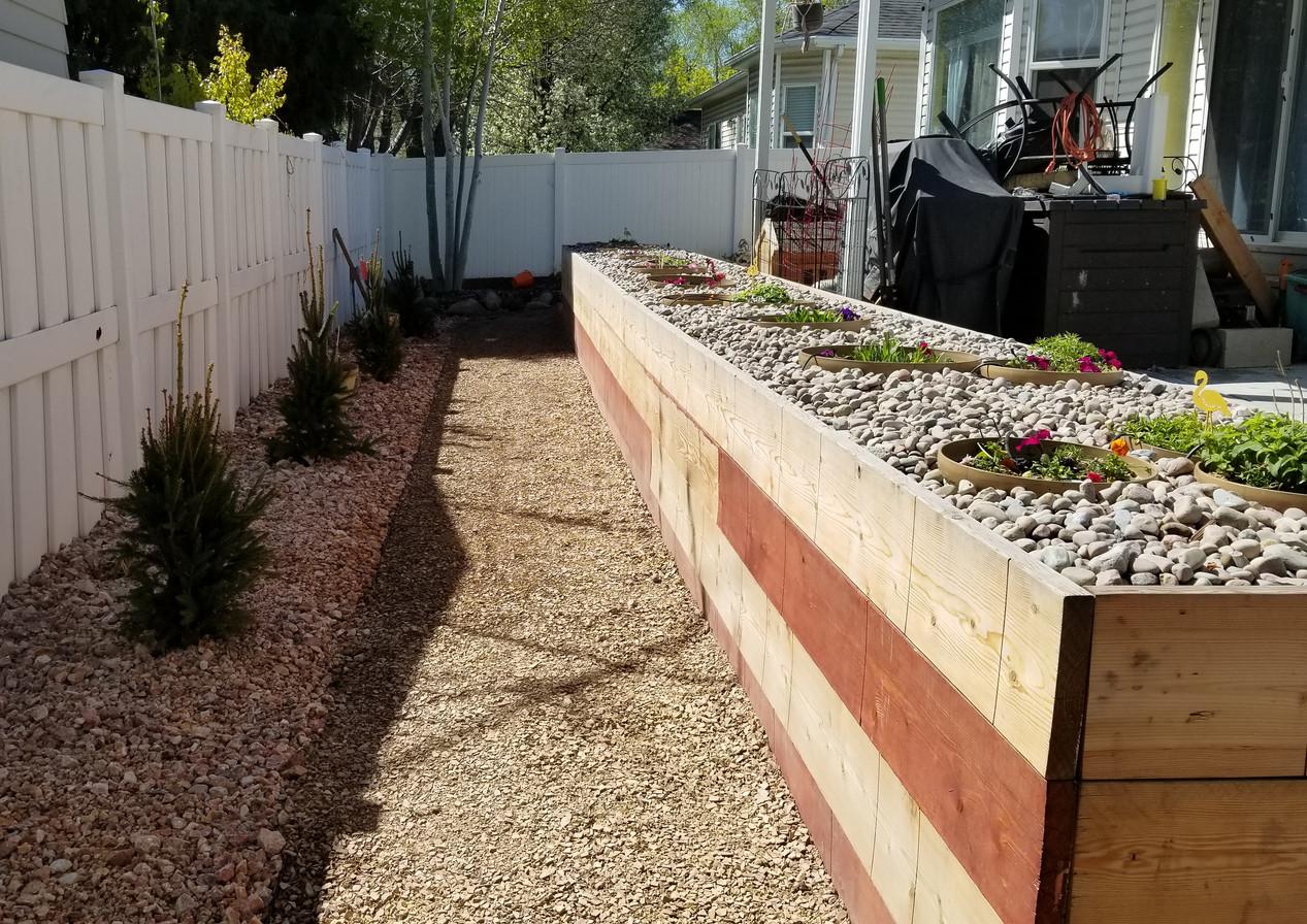 Small Backyard? Not a problem!