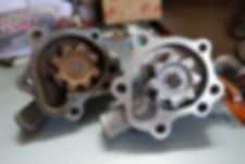 replacement yanmar water pump.JPG