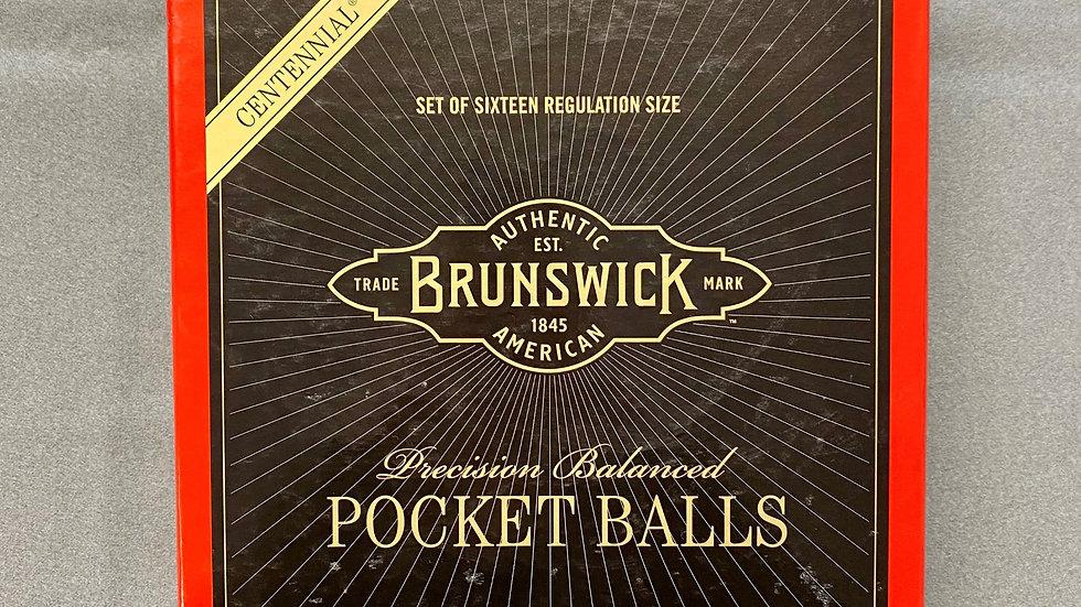 Gently Used - Brunswick Centennial Balls