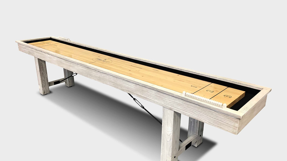 Playcraft Montauk Shuffleboard Table. Free Delivery & Installation