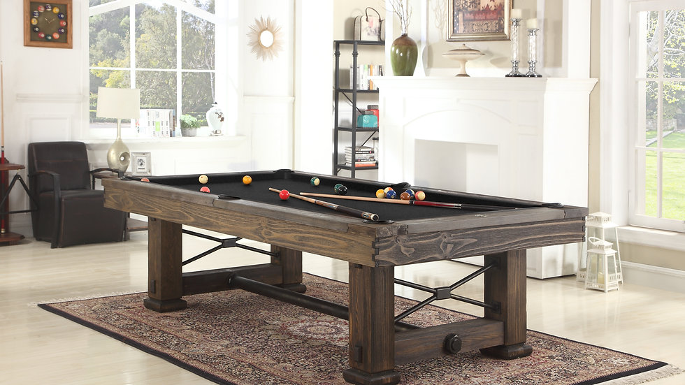 Playcraft Rio Grande- 8 FT - Weathered Bark. Free Delivery & Installation