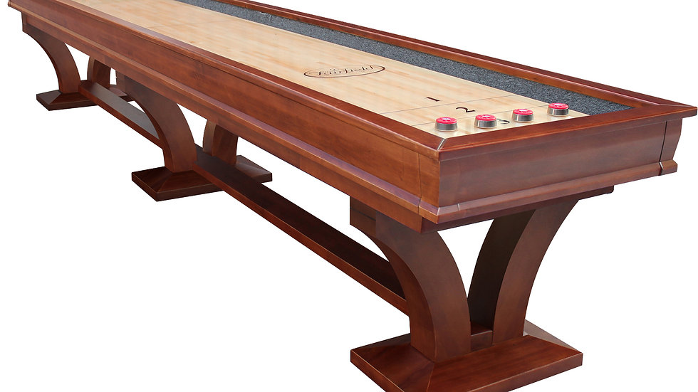 Playcraft Columbia River Pro-Style Shuffleboard. Free Delivery & Installation