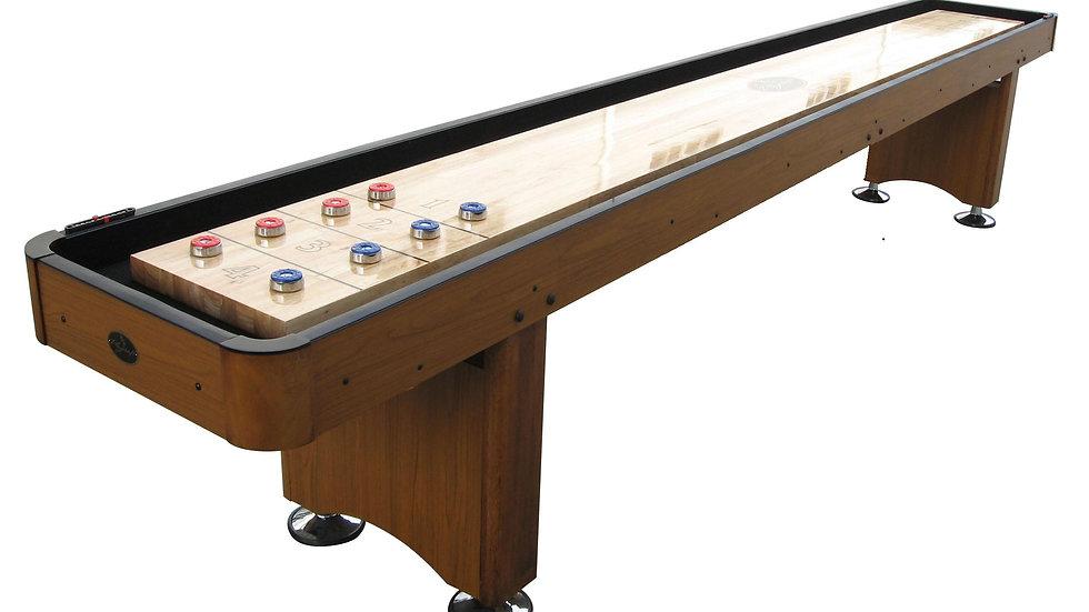 Playcraft Woodbridge Shuffleboard Table. Free Delivery & Installation