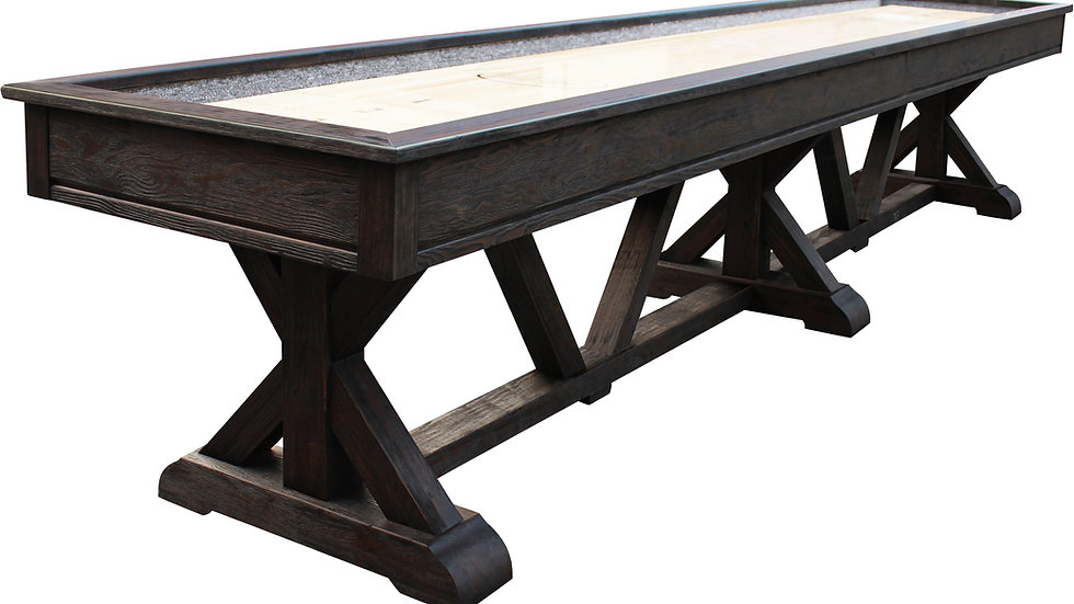 Playcraft Brazos River ProStyle Shuffleboard Table. Free Delivery & Installation