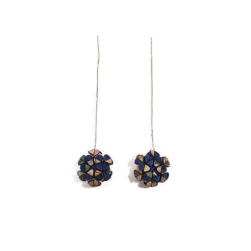 The mini's (on a chain) earrings