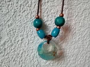 Ocean Pine Necklace | 282021