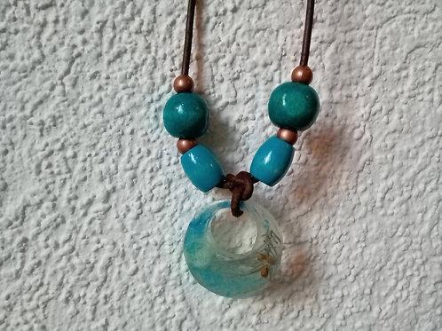 Ocean Pine Necklace