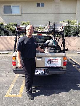 Jason St. John - Above All Chimney Sweep Owner