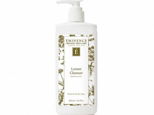 Eminence Organics Lemon Cleanser 8.4 oz