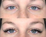 Nautral Volume Lash Extensions
