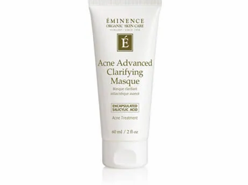 Eminence Organics Acne Advanced Clarifying Masque 2 Fluid OZ