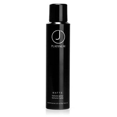 J Platinum Matte Texture Spray