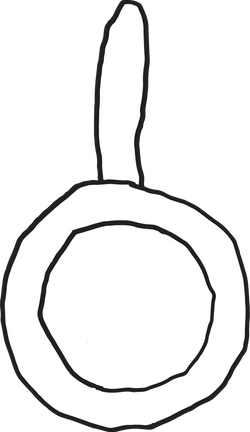 Magnifying Glass Template