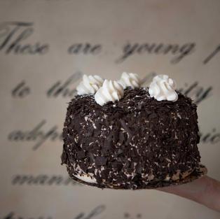 Merveilleux Cake