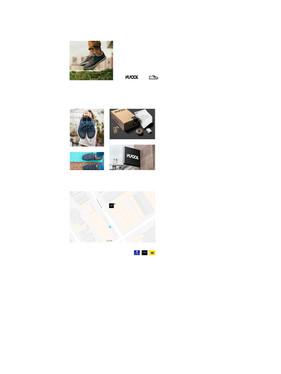 Página representativa de estabelecimento do segmento de moda. Com imagens autorais do proprietário Yuool e de pessoas associadas a marca.