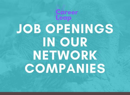 Job Opening May 2020
