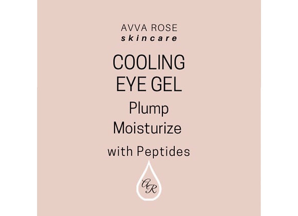 Cooling Eye Gel