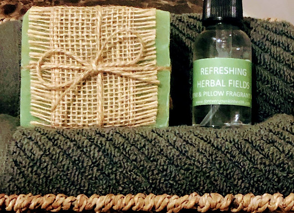 Refreshing Herbal Fields Body, Bath and Home