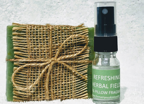 Refreshing Herbal Fields Bath, Body and Home