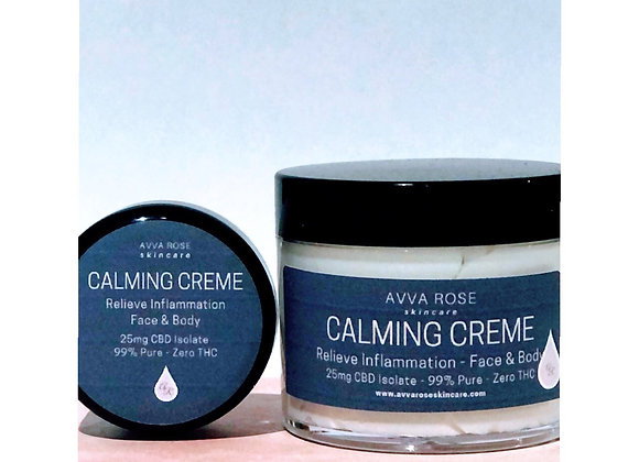 Calming Creme for Face and Body