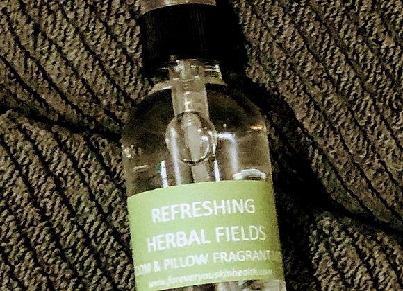Refreshing Herbal Fields Home Fragrance Spray