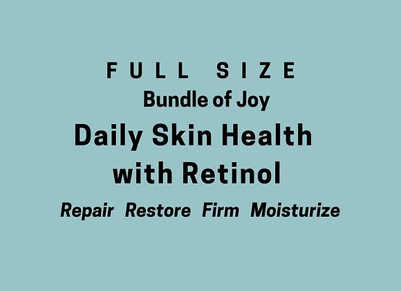Full Size Daily Skin Health with Retinol